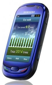 SAMSUNG BLUE EARTH 13