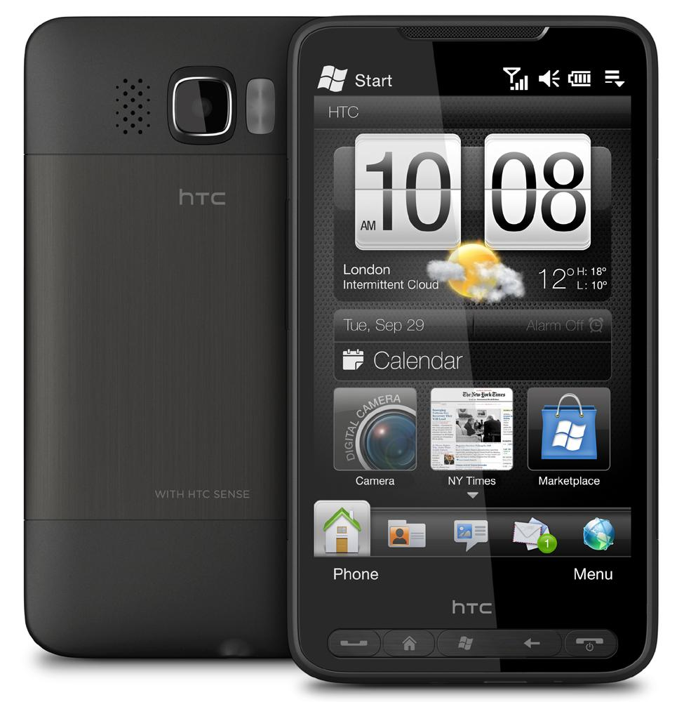 HTC TOUCH HD2 2
