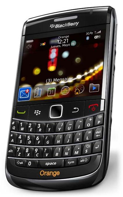 blackberry bold orange 01