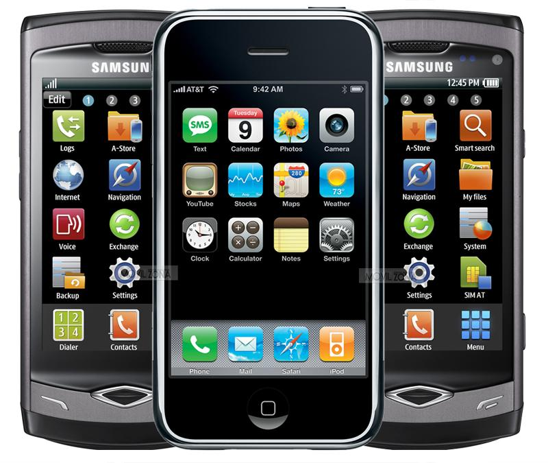 IPHONE 4G SUPER AMOLED 2