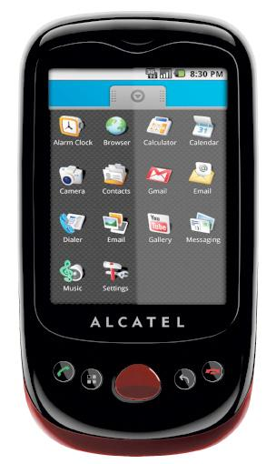 alcatel android mwc 2