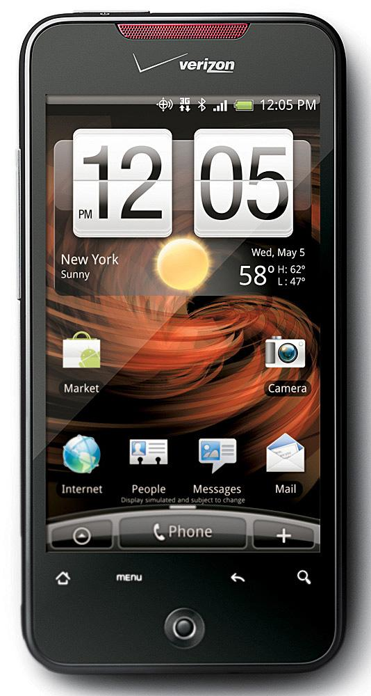 HTC INCRDIBLE a3