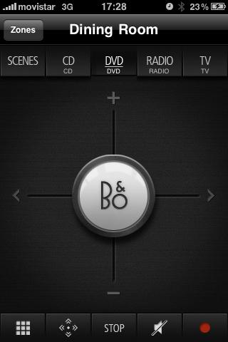 iphone bang olufsen mando a distancia 4