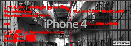 IPHONE 4 DEMANDA