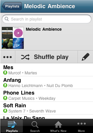 spotify iphone 4