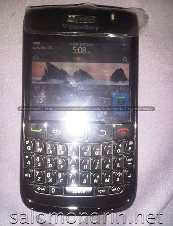 blackberry 9870