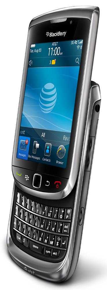 BLACKBERRY TORCH 9800 00
