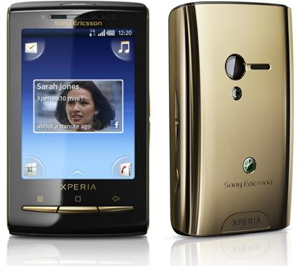 Sony-Ericsson-Xperia-X10-mini-gold