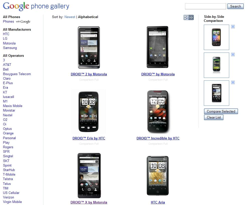 Google-Phone-Gallery