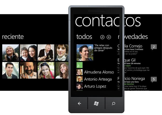 windows phone 7 detalles