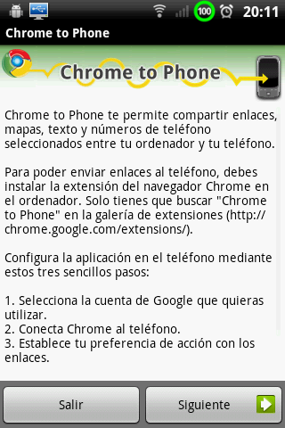 ChromeToPhone
