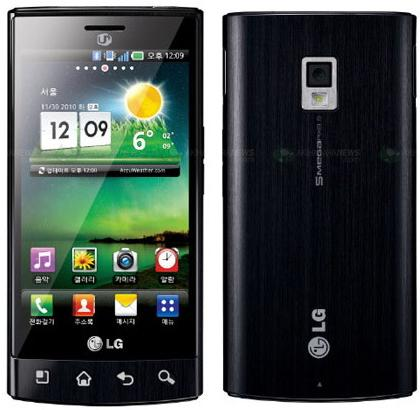 LG-LU3000-Android-2.2-Froyo