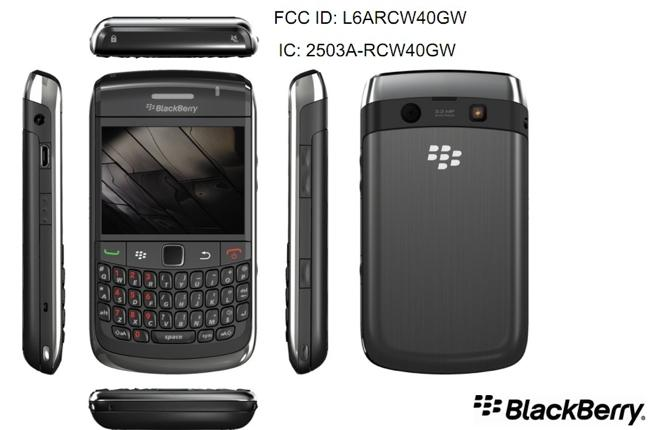 BlackBerry8980
