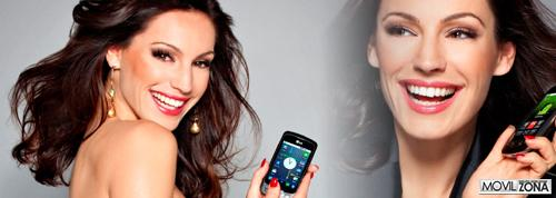 LG OPTIMUS ONE KELLY BROOK 00