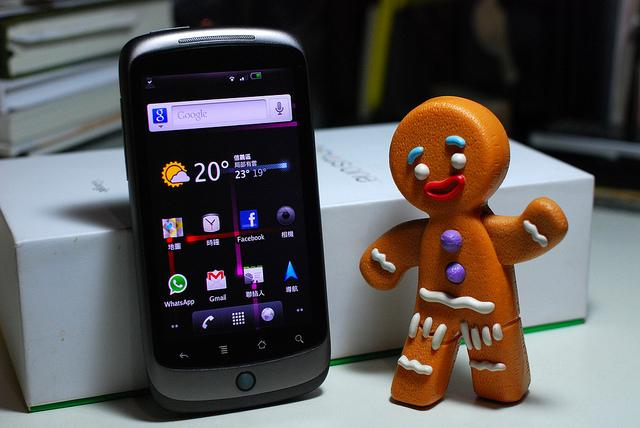 Nexus-One-Gingerbread