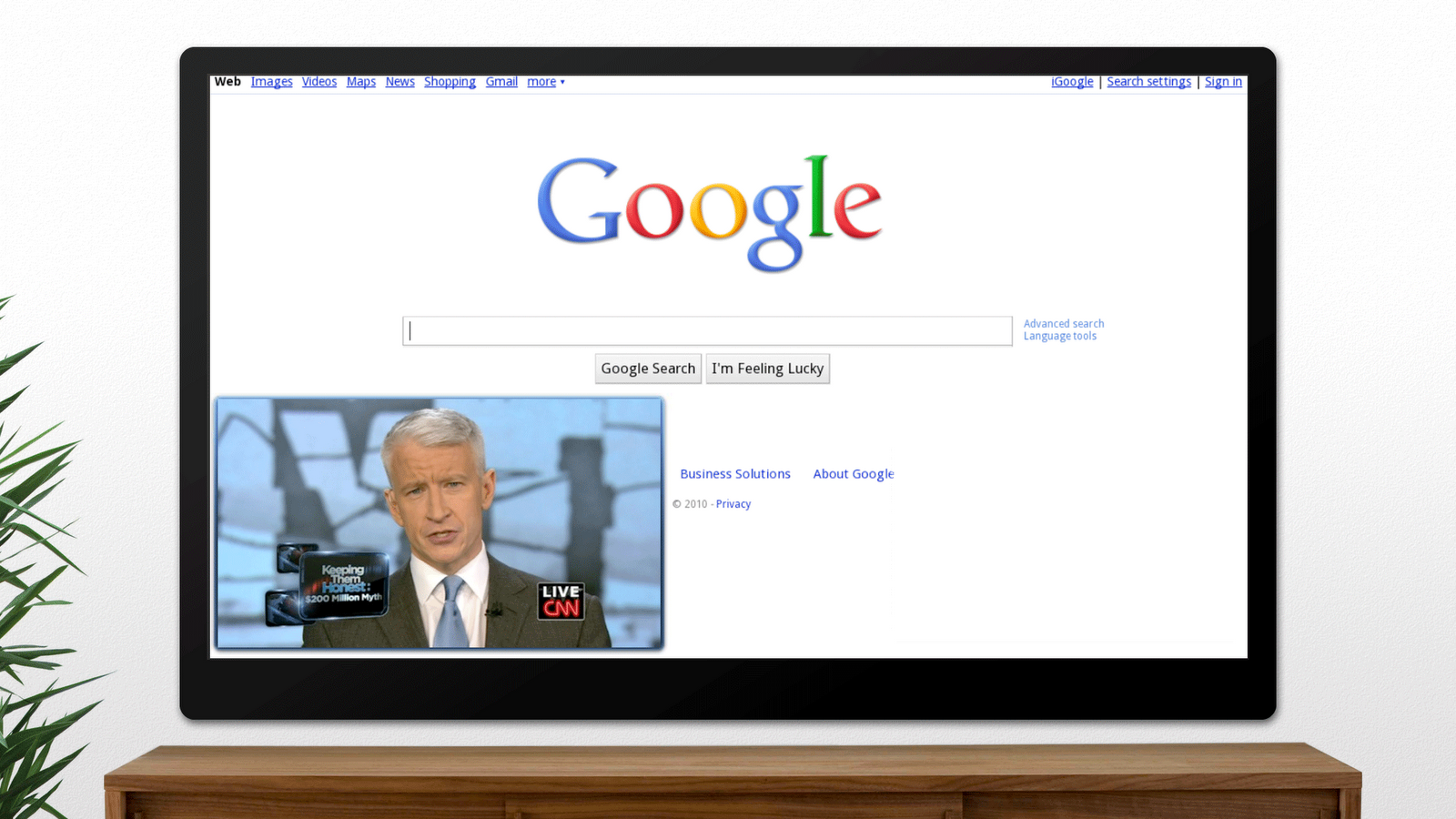 Dual-View-Google-TV