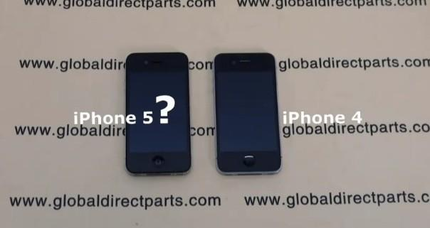 iPhone 4 VS iPhpne 5