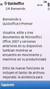 Quickoffice 002