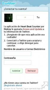 Heart Beat Counter 008