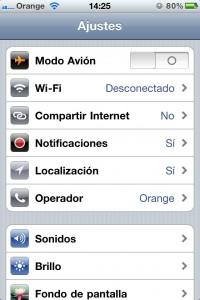 iOS4Settings