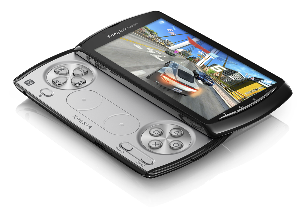 Xperia PLAY_Black_screen2