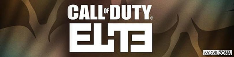 Actualización de Call of Duty ELITE