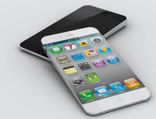 Posible diseño del iPhone 5