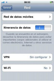 configurar internet iphone pepephone