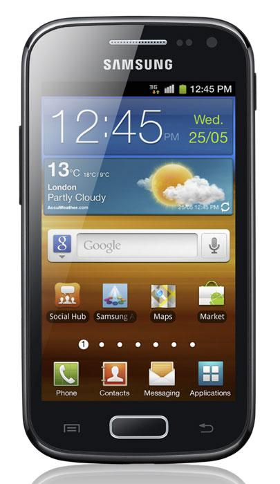 Samsung Galaxy Ace 2 vista frontal