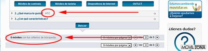 captura web de movistar