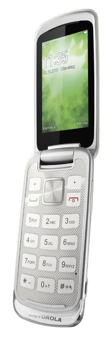 Motorola Gleam Plus prestaciones
