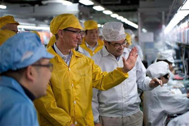 Compromiso Apple y Foxconn