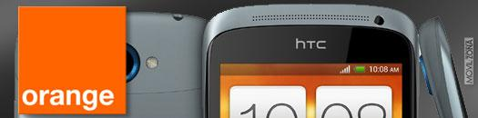 HTC One S con Orange