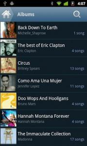Reproductor multimedia Real Player para Android