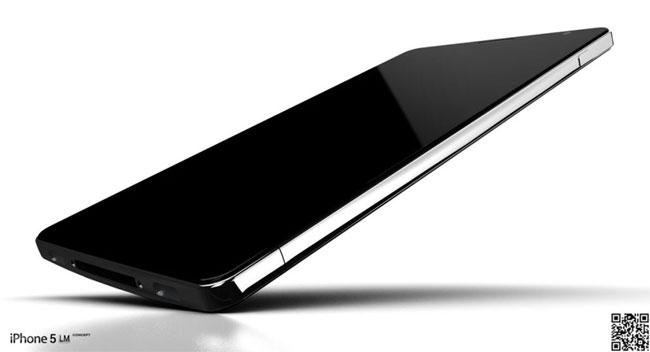 iPhone 5 Liquid Metal prototipo