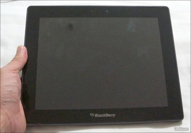 Foto del BlacBerry PlayBook de 10 pulgadas