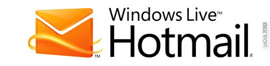 logotipo de hotmail