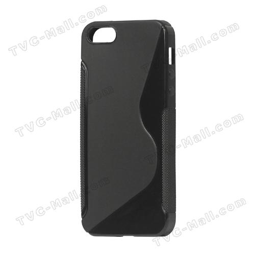 Aspecto de la funda para el iPhone 5