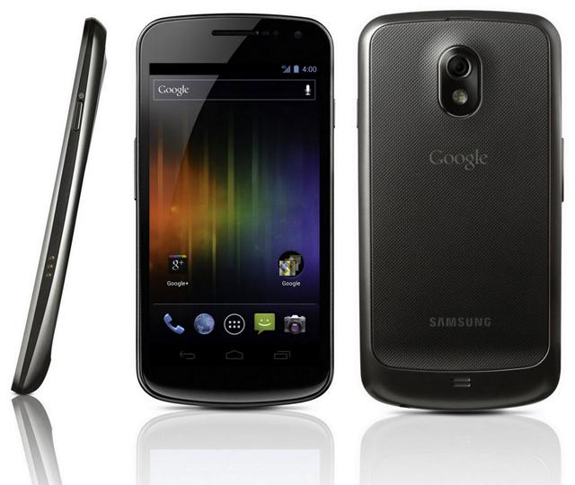 Galaxy Nexus en litigio con Apple