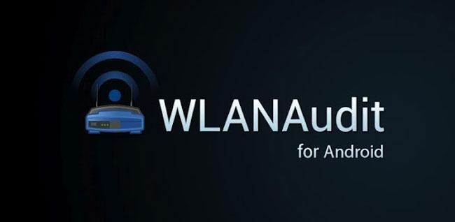 Captura de pantalla de WLanAudit en Google® Play