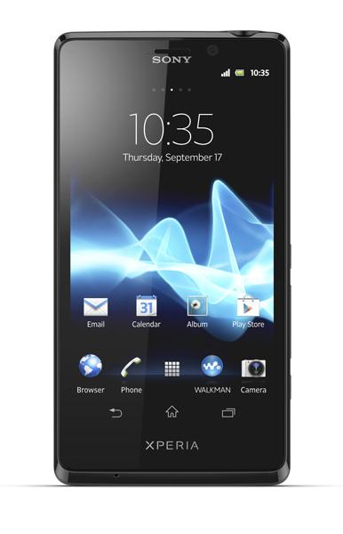 Frontal Xperia T