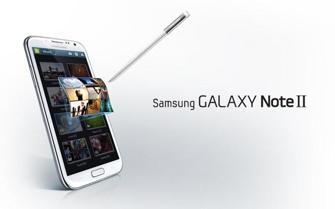 SAmsung Galaxy Note 2 con S Pen