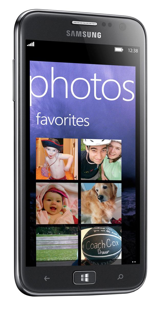 Windows Phone 8, Photo Hub