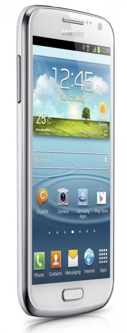 Samsung Galaxy Premier en color blanco