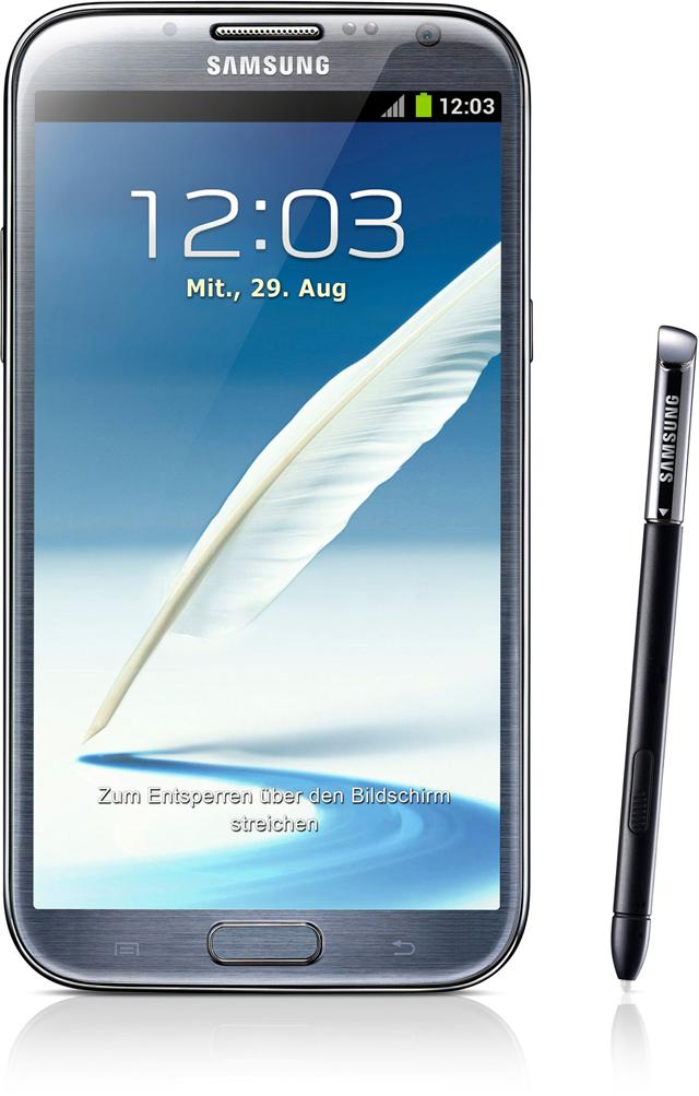 Las ventas del Galaxy Note 2