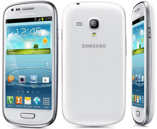 Diseño Samsung Galaxy S3 MIni