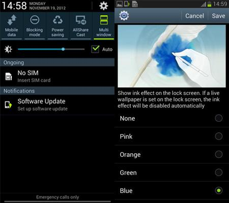 Jelly Bean 4.1.2 para Samsung Galaxy Note 2