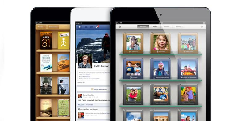 Previsión de ventas del iPad Mini de Apple