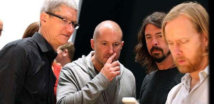 tim cook y jony ive