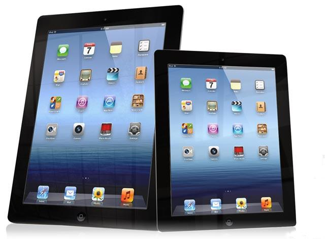 El iPad 4 no supera en ventas al iPad 2